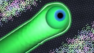 IMPOSSIBLE SLITHER.IO CHALLENGE! (Slither.io)