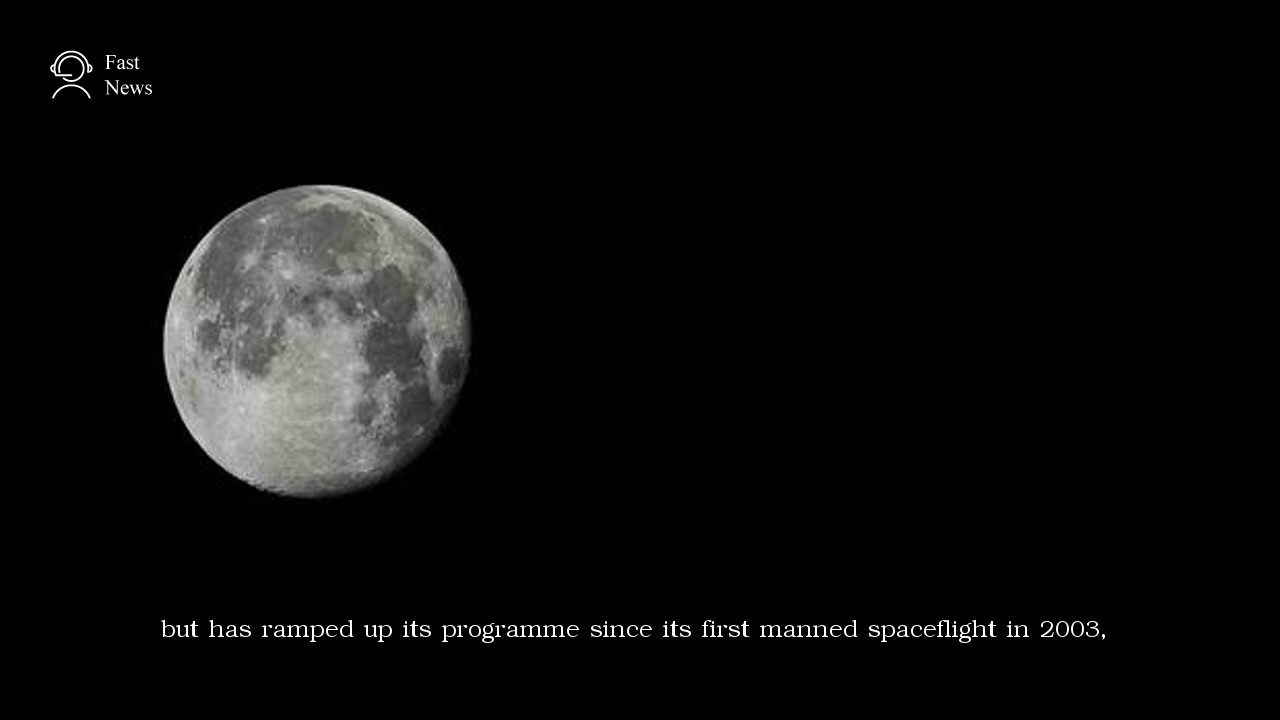 Collaboration Between China And European Space Agency To Build Moon Outpost Is Now Brewing