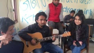 Najeek(Bartika Eam Rai Cover)-Project Room Sessions