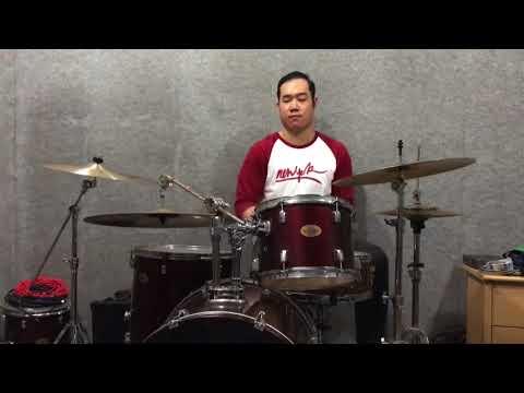 Bersinar BagiMu & Hatiku Percaya (Drum Cover)