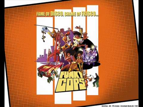 Funky Cops : Bande Originale - 09 Cops are Comin'