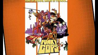 Funky Cops : Bande Originale - 09 Cops are Comin