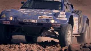 AFRICA ECO RACE 2014 CLIP STAGE 3