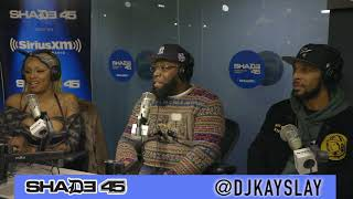 McGruff & Stan Spit Interview with Dj Kayslay at Shade 45