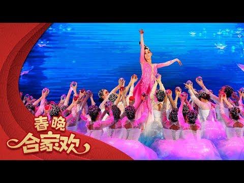 [2017央视春晚]舞蹈《清风》 领舞:李艳超 | CCTV春晚