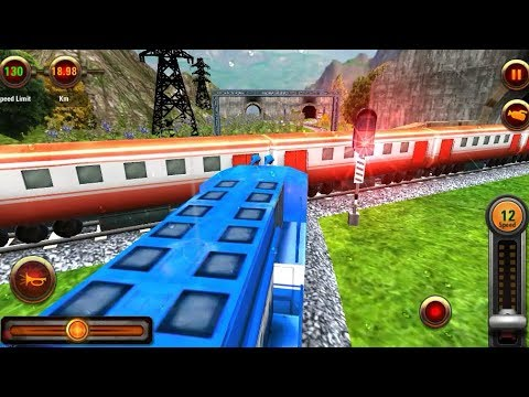 Train Racing Games 3d Android Gameplay Free Racing