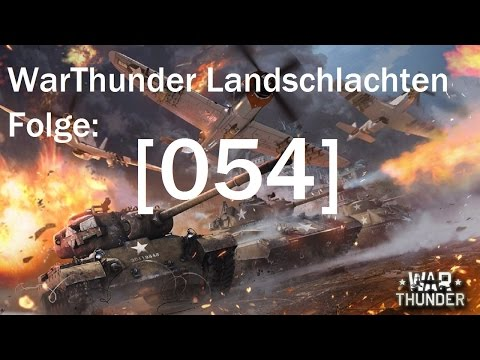 WarThunder [054] Second Battle of El Alamein ♦ Let´s Play ♦ Deutsch ♦ HD