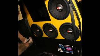 ! INSANE BASS BOOST ! SUBWOOFER TEST !