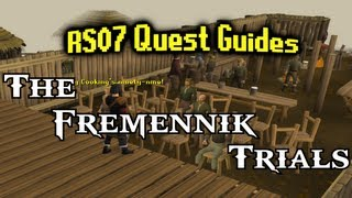 the freminnik trials 2007   rs07 quest guides