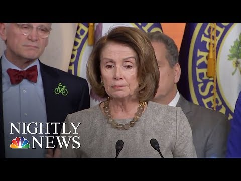 Congress Races To Avoid Another Government Shutdown | NBC Nightly News