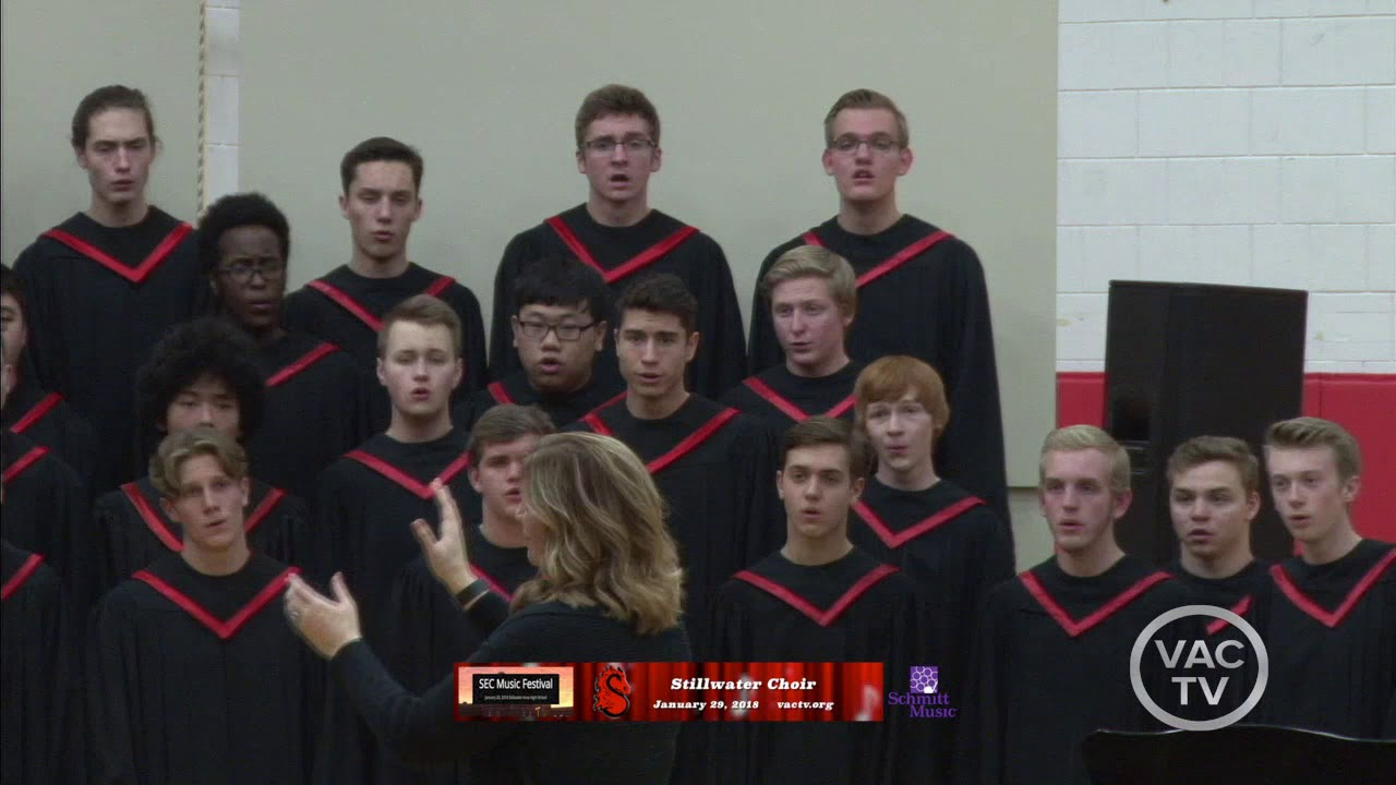 Download SEC Music Festival Stillwater Choir January 29,2018