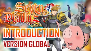 INTRO FR !! SEVEN DEADLY SINS GRAND CROSS GLOBAL IOS & ANDROID