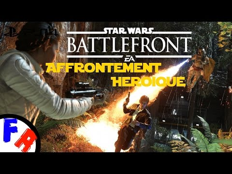 [FR] Star Wars : Battlefront | Pas grand chose à dire, mais je gagne !