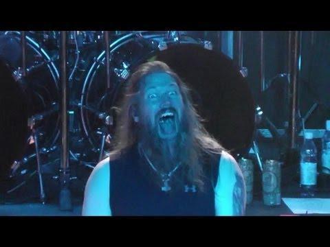Amon Amarth - Live in Kiev (04.10.2013) HD zoom 42X
