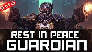 Destiny: REST IN PEACE GUARDIAN...