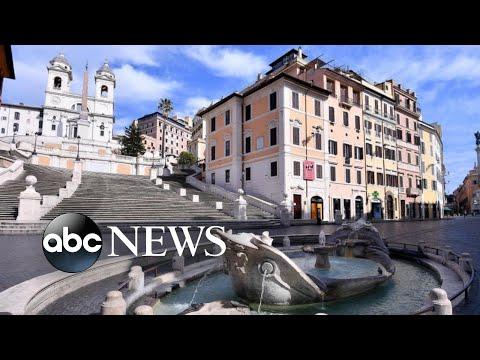 Italy's novel coronavirus death toll surpasses China's