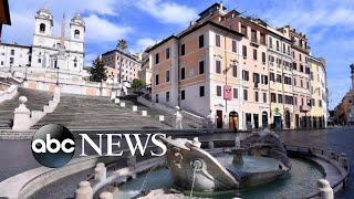 Italy's novel coronavirus deąth toll surpasses China's