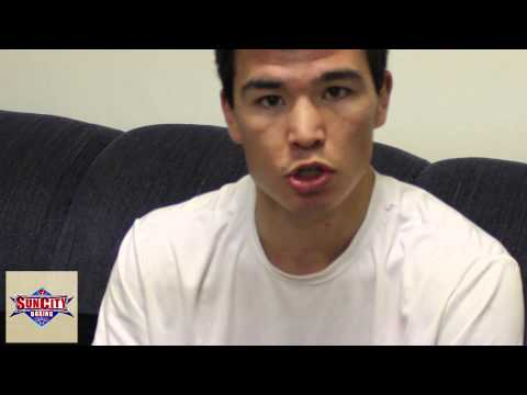 Sun City Boxing interview with Abie Han