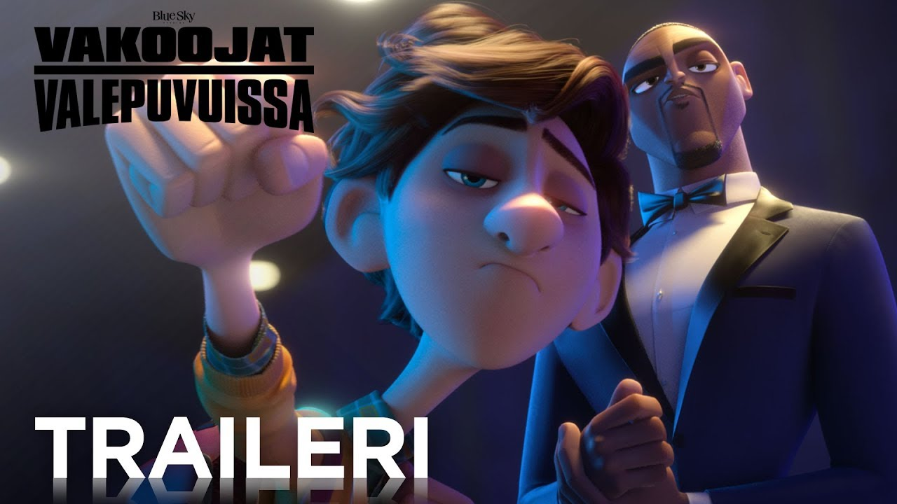 VAKOOJAT VALEPUVUISSA elokuvateattereissa 31.1.2020 (traileri #3)