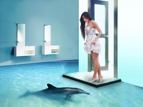 Cool 3d Epoxy Flooring Designs Images