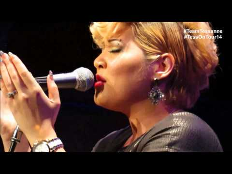 #TessOnTour14 – Live Performance, Tessanne Chin Concert, Cafe 939, Boston