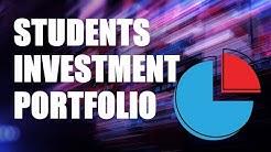 21 Yr Old Students Stock Market Portfolio - Trading 212, Hargreaves Lansdown & Crypto
