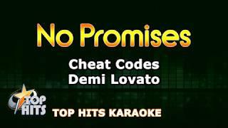 No Promises - Cheat Codes - Demi Lovato - Tophits Karaoke