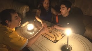 how to play with a ouija board