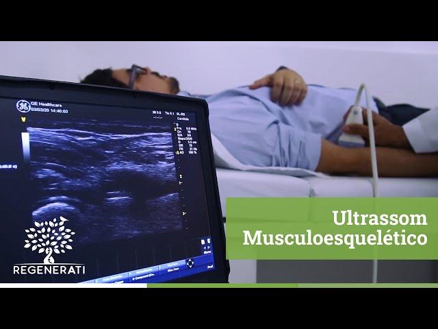Ultrassom Musculoesquelético Dr André de Paula Silva