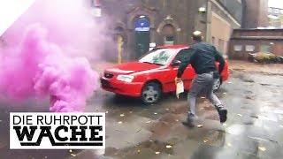 Krasser Befreiungsversuch: Farbattacke vor der Wache | Bora Aksu | Die Ruhrpottwache | SAT.1 TV