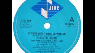 Ruby Turner - If You