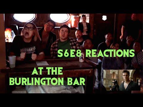 GAME OF THRONES S6E08 Reactions At Burlington Bar /// HOUND - BROTHERHOOD - CERSEI & MOUNTAIN \\\