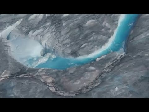 Over 10 billion tonnes of Greenland ice melted in one day