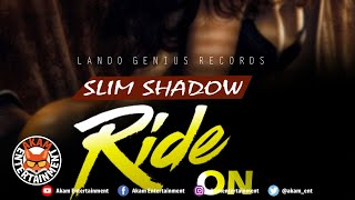 Slim Shadow - Ride On [Audio Visualizer]