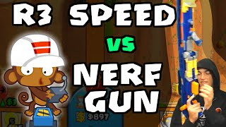 BTD Battles - R3 Speed vs Nerf Guns @ Ceramic Crucible