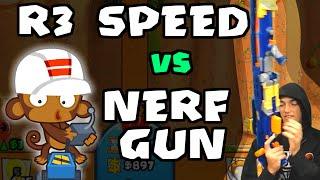BTD Battles - R3 Speed vs Nerf Guns @ Ceramic Crucible