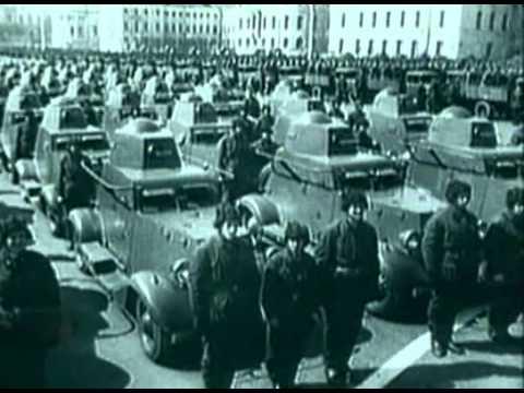 Mировая революция для тов Сталина.(НТВ Россия)