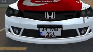 LFS HONDA CİVİC  TRAİLER { Honda Hayat Onda } { LİNK AÇIKLaMADA } 《 XYLON 》