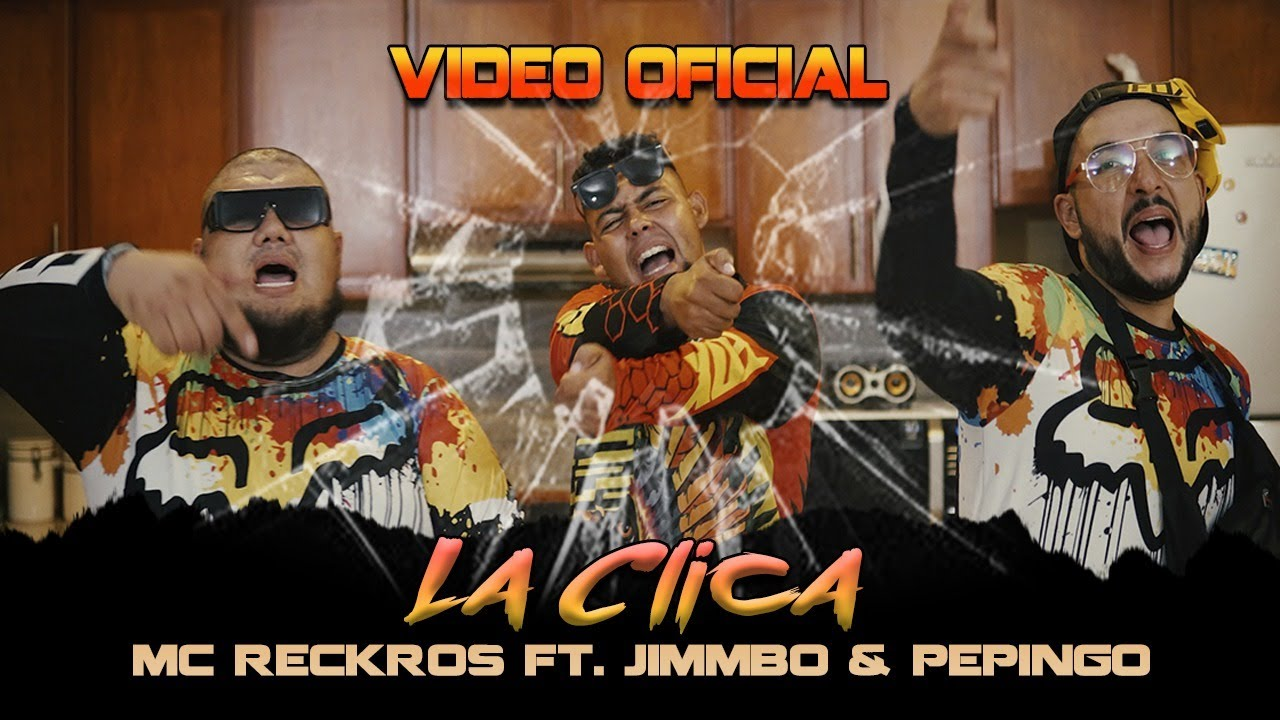 Mc Reckros - La Clica Ft Jimmbo & Pepingo