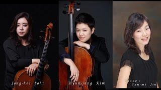 """Les Larmes de Jacqueline ; Jacques Offenbach - Cello duo""""Herz 첼로두오 헤르츠"""