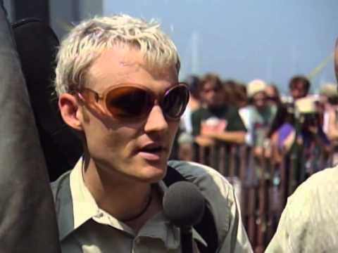 Medeski Martin & Wood - Interview - 8/16/1997 - Newport Jazz Festival (Official)