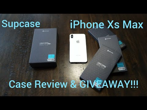 iPhone Xs Max Unicorn Beetle Case Review and GIVEAWAY!!! Which one gets your VOTE???