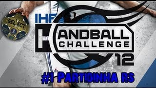 IHF Handball Challenge 12 , Gameplay !