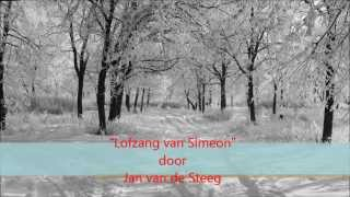"""""""Lofzang van Simeon"""" door Jan van de Steeg"""