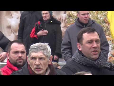 Народне ВІЧЕ на Майдане  – 18.02.17