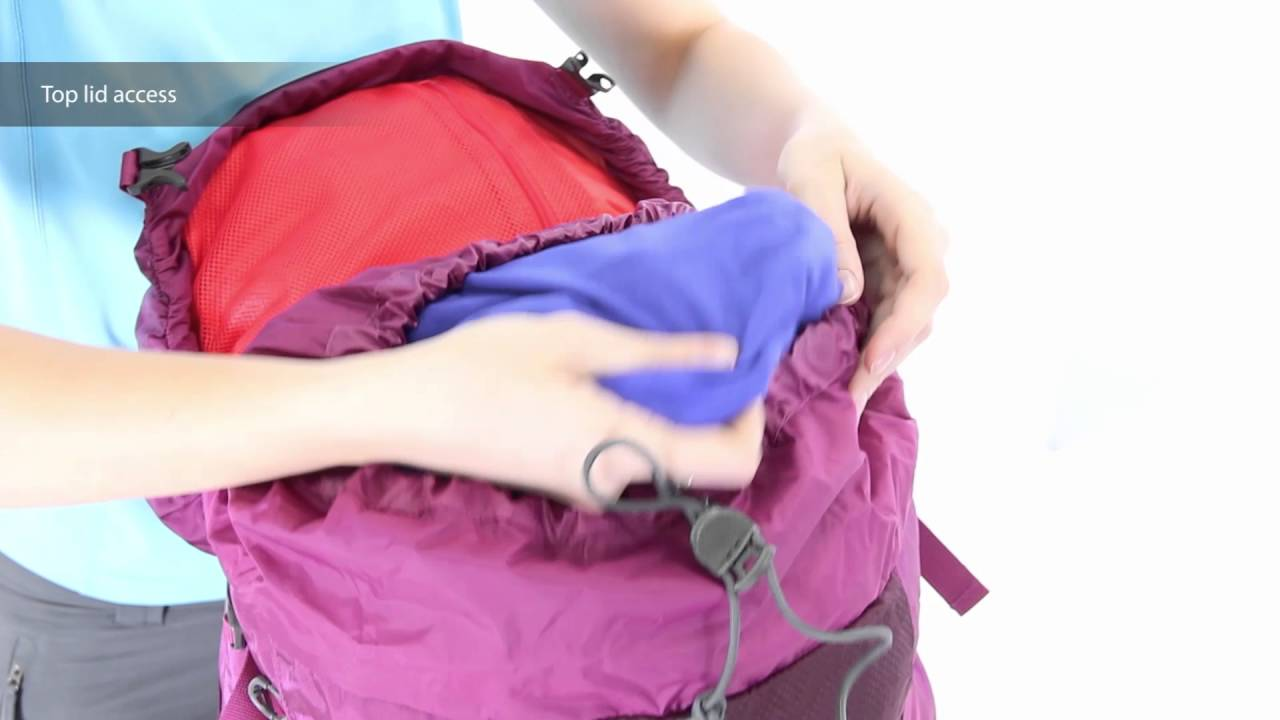 Osprey kestrel 28 rucksack kaufen bergzeit