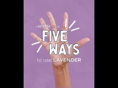 5 Ways   Lavender