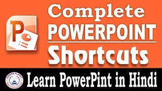 PowerPoint Shortcut Keys|Learn Microsoft PowerPoint keyboard shortcuts in Hindi |computer awareness