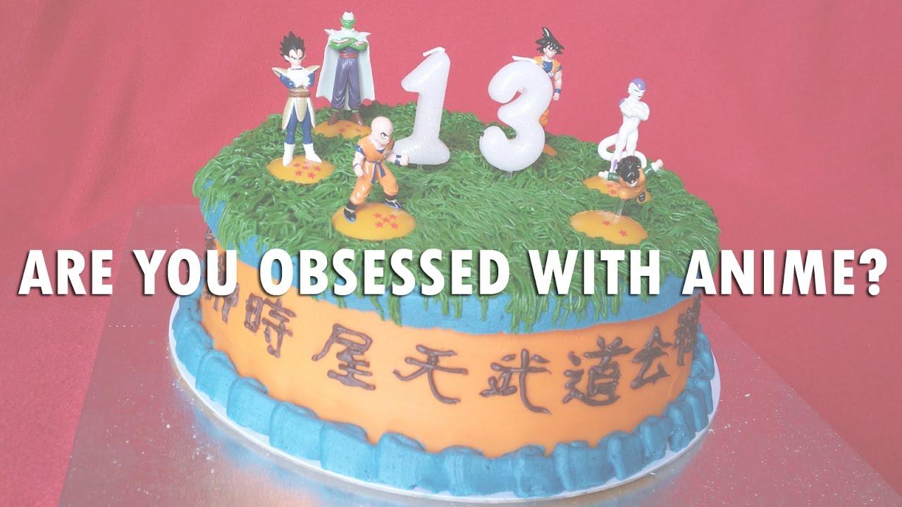 Dragon Ball Z Cake Decorating YouTube