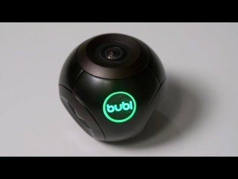 Bublcam's 360 Degree Spherical Camera